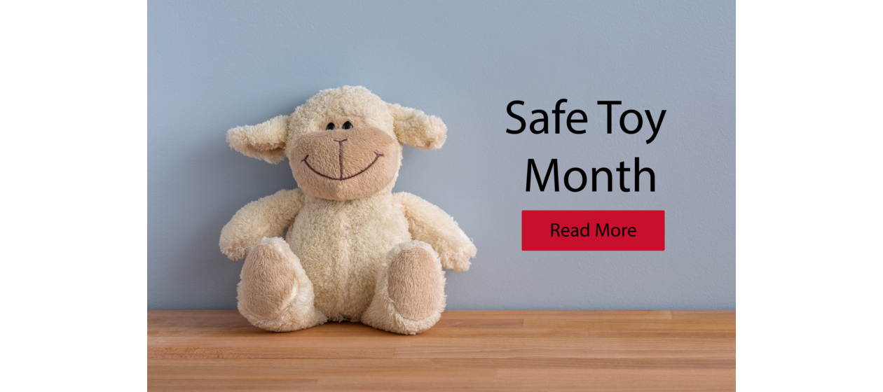 Safe Toy Month